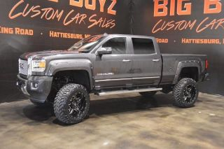 2015 Custom Lifted Gmc Denali 2500 photo