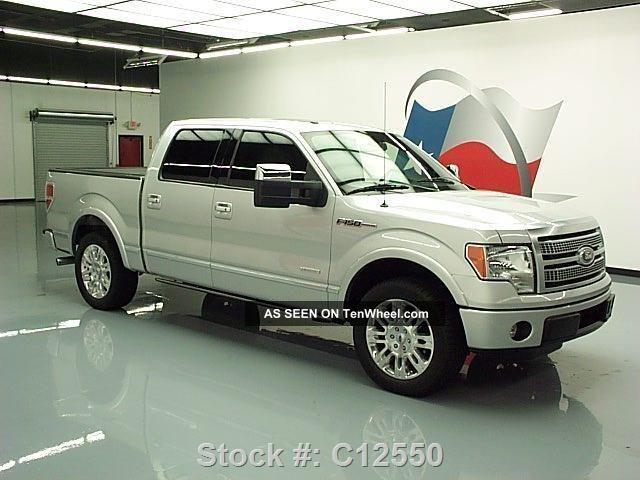 2011 ford f 150 platinum crew ecoboost texas direct auto. Black Bedroom Furniture Sets. Home Design Ideas
