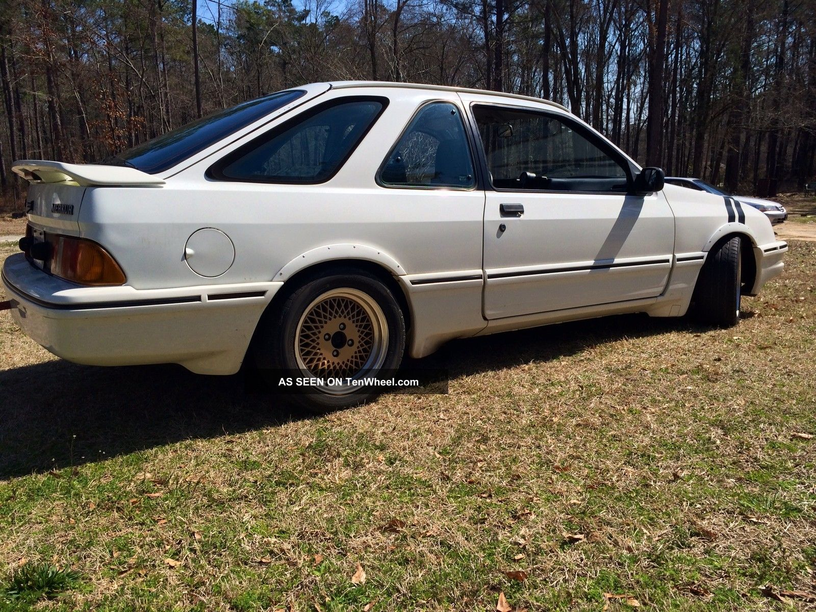 1988 Ford Mekur Xr4ti Other photo