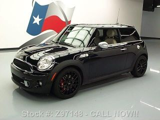 2011 Mini Cooper John Cooper Works 6 - Spd Pano Roof 23k Texas Direct Auto photo
