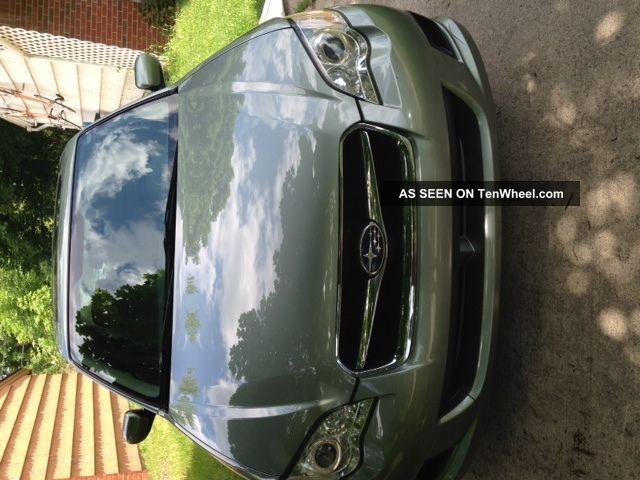 2009 Subaru Legacy 4 Dr H4 Auto Special Edition Legacy photo