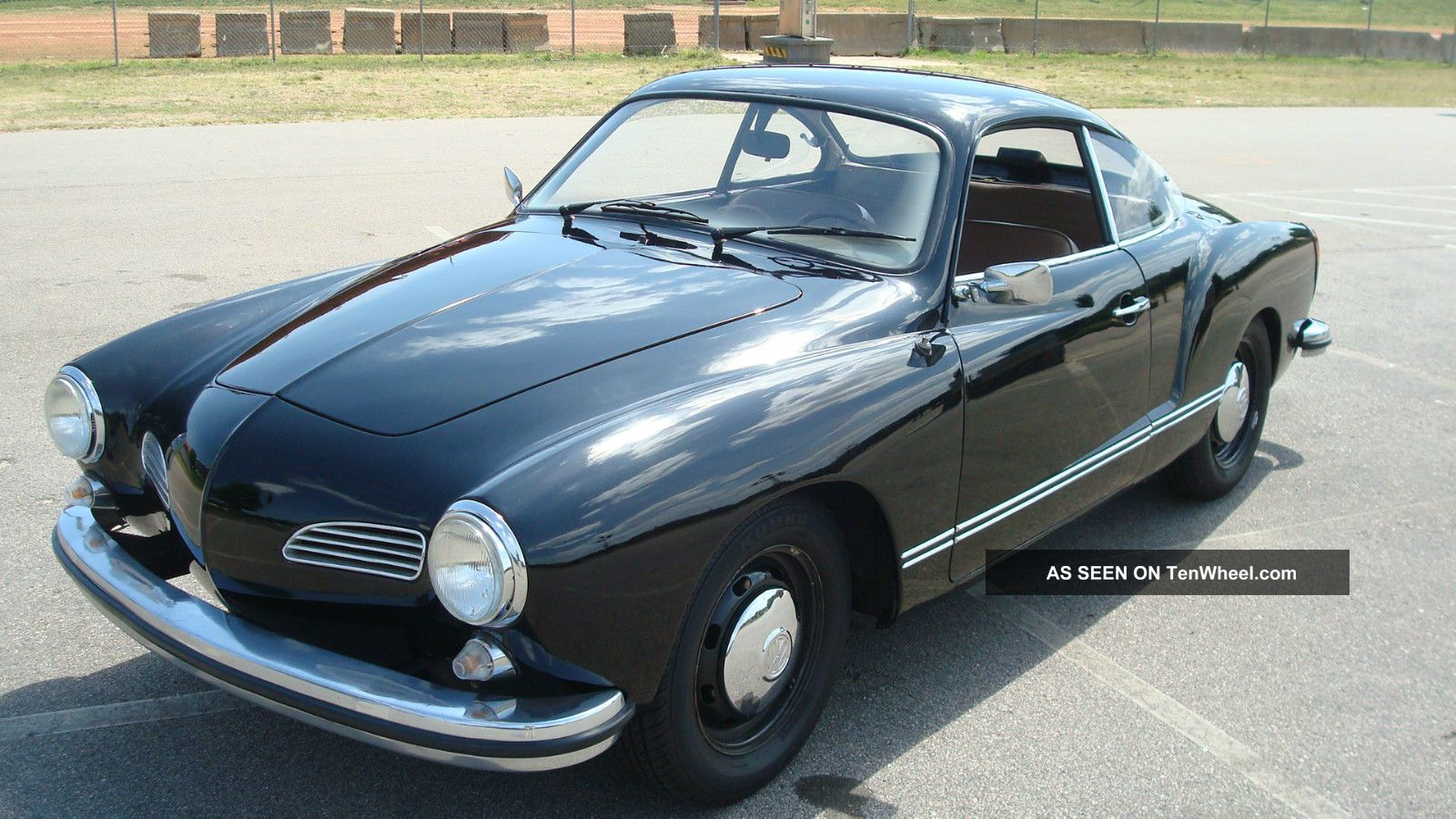 1974 Volkswagen Karmann Ghia With 60 ' S Era Mods Karmann Ghia photo