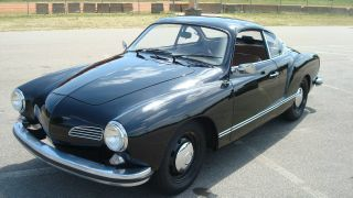 1974 Volkswagen Karmann Ghia With 60 ' S Era Mods photo