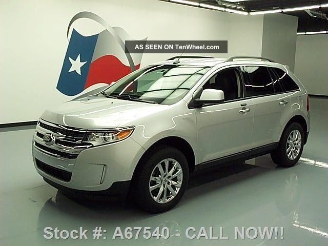 2011 Ford Edge Sel Awd V6 39k Texas Direct Auto Edge photo