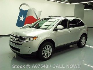 2011 Ford Edge Sel Awd V6 39k Texas Direct Auto photo