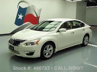 2013 Nissan Altima 2.  5 Sv Sedan Automatic 14k Texas Direct Auto photo