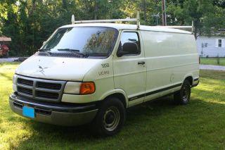 2001 Dodge Ram 1500 Van Base Standard Cargo Van 3 - Door 5.  2l photo