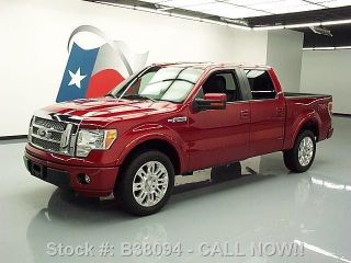 2010 Ford F - 150 Fx2 Sport Crew Bedliner 20 ' S Only 51k Texas Direct Auto photo