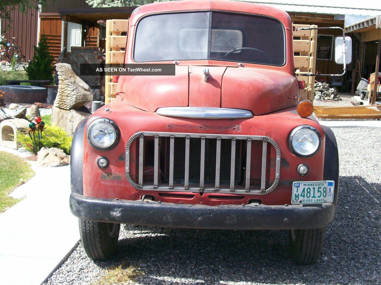 1948 Dodge 3 Ton Farm Truck Conversion Ford Grain