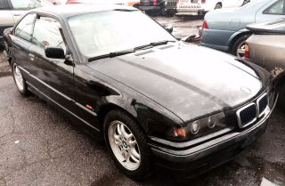 1997 Bmw 328is Base Coupe 2 - Door 2.  8l 5spd Manual photo