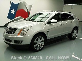 2011 Cadillac Srx Premium Collection Pano Roof 38k Texas Direct Auto photo