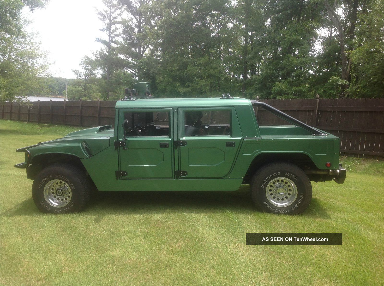 Hummer Replica Titled As A 1985 Chev K20. . .  Built From The Ground Up All Custom Replica/Kit Makes photo