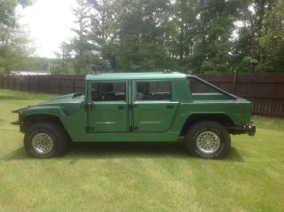 Hummer Replica Titled As A 1985 Chev K20. . .  Built From The Ground Up All Custom photo