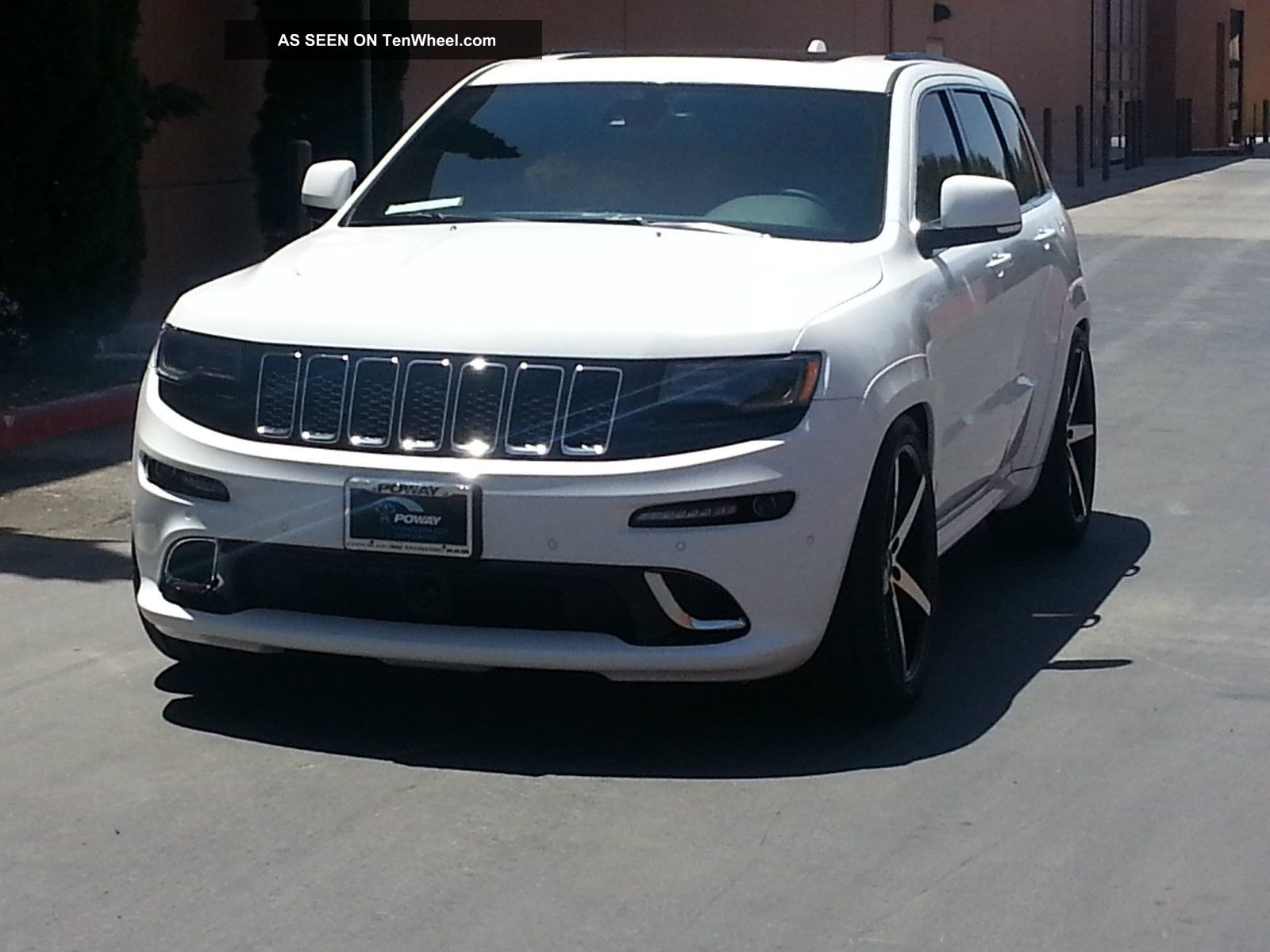 2014 Loaded Jeep Grand Cherokee Srt8 Grand Cherokee photo