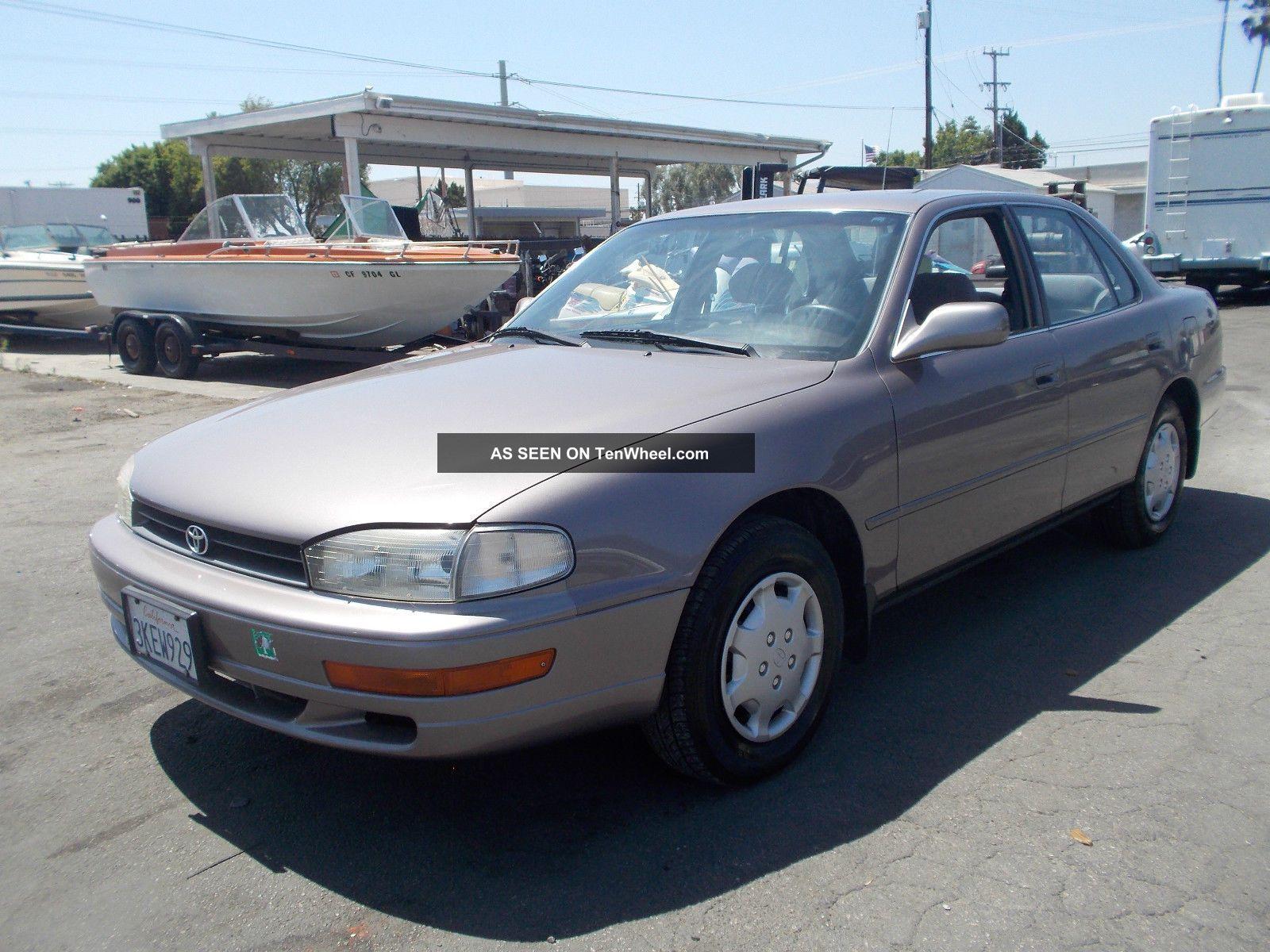 1994 Toyota Camry, Camry photo