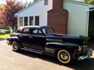 1941 Cadillac Series 63 In Black - First Caddy Automatic,  Car Show Winner photo