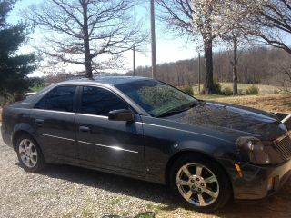 2007 Cadillac Cts 4 - Door 3.  6l photo