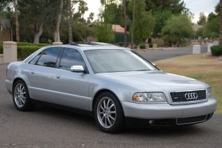 2002 Audi D2 S8 Rust Arizona Car photo