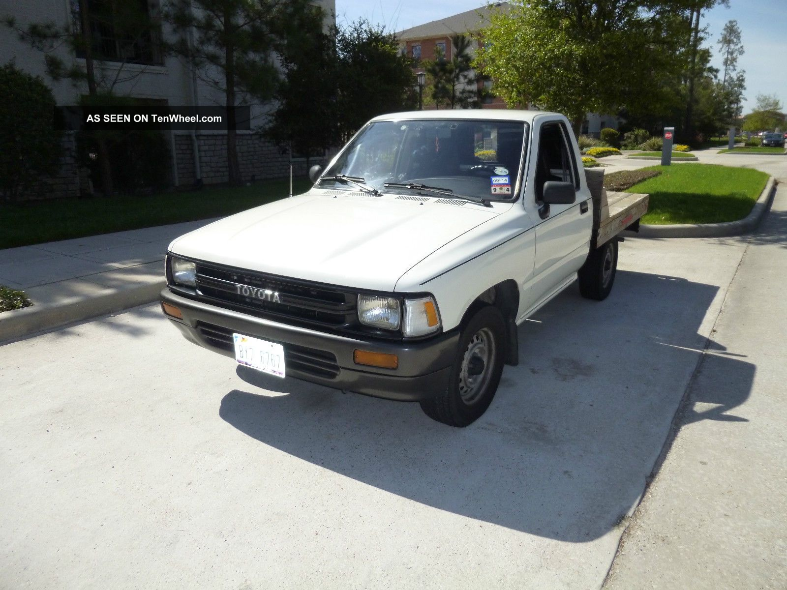 1989 Toyota Pickup Base Standard Cab Pickup 2 - Door 2.  4l Other photo