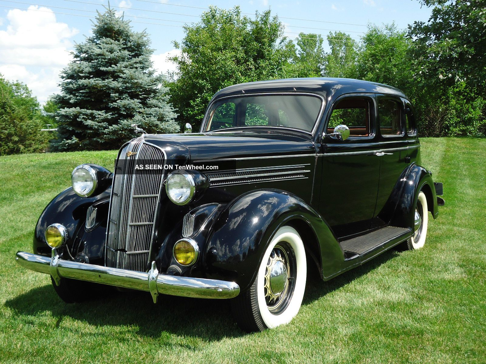 1936 dodge brothers d2 touring model sedan rh tenwheel com