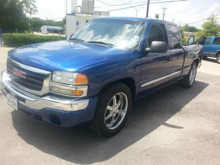 2003 Gmc Sierra 1500 X - Cab 4 Dr photo