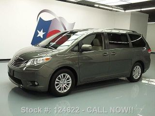 2011 Toyota Sienna Xle 7pass 54k Texas Direct Auto photo