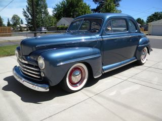 1948 Ford Coupe Street Rod Hot Rod photo