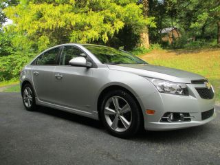 2012 Chevrolet Cruze 2lt Ltz Rs photo