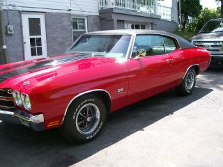 1970 Chevelle Ss Clone photo