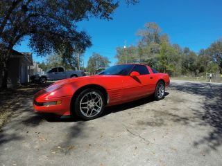 1994 Corvette (torch Red) photo