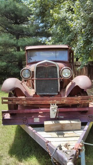 1929 Model A Pick Up photo