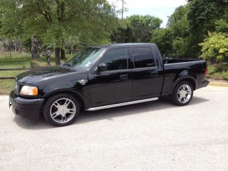 2003 Ford F150 Harley Davidson Crew Cab Anniversary Edition, photo