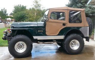 1974 Jeep Cj5 photo