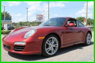 2010 Carrera 3.  6l H6 24v Automatic Rwd Coupe photo