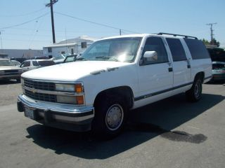 1993 Chevy Suburban, photo