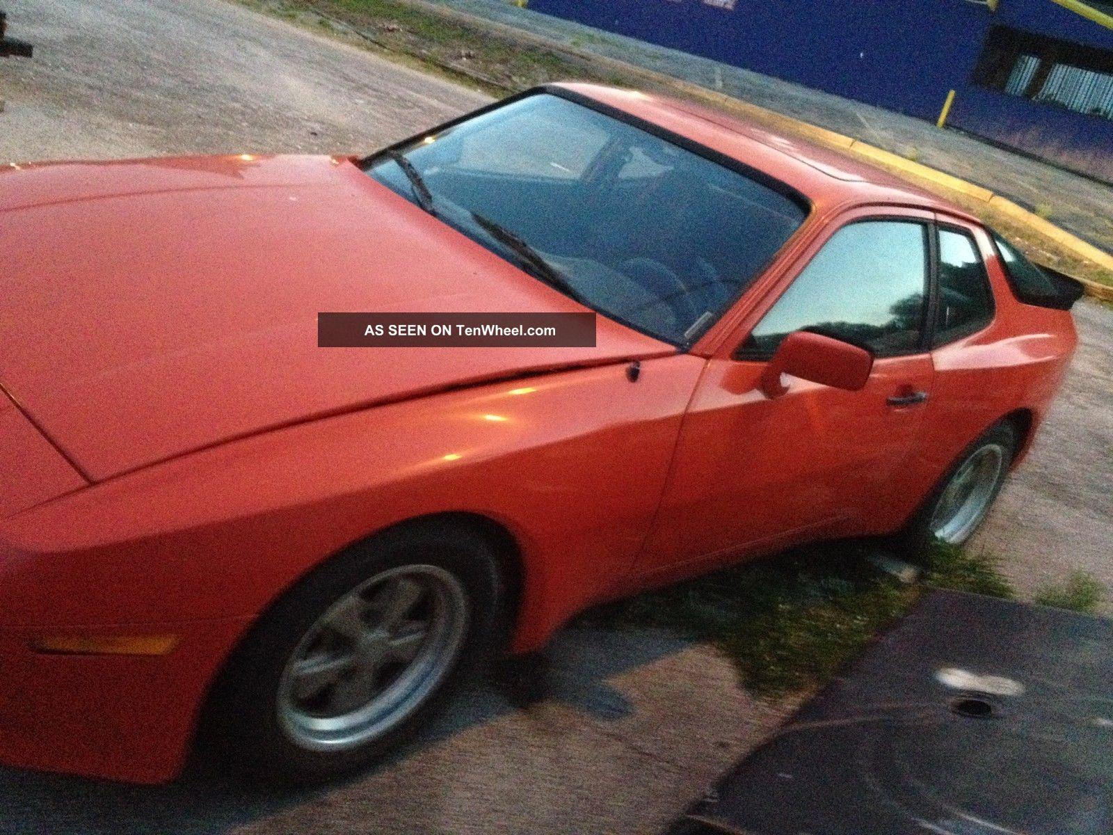 1983 Porsche 944 Body Only 944 photo