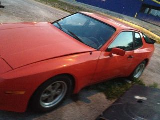 Cars Trucks Porsche 944 Web Museum