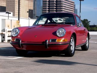 1969 Porsche 911e Coupe Mfi Matching Numbers photo