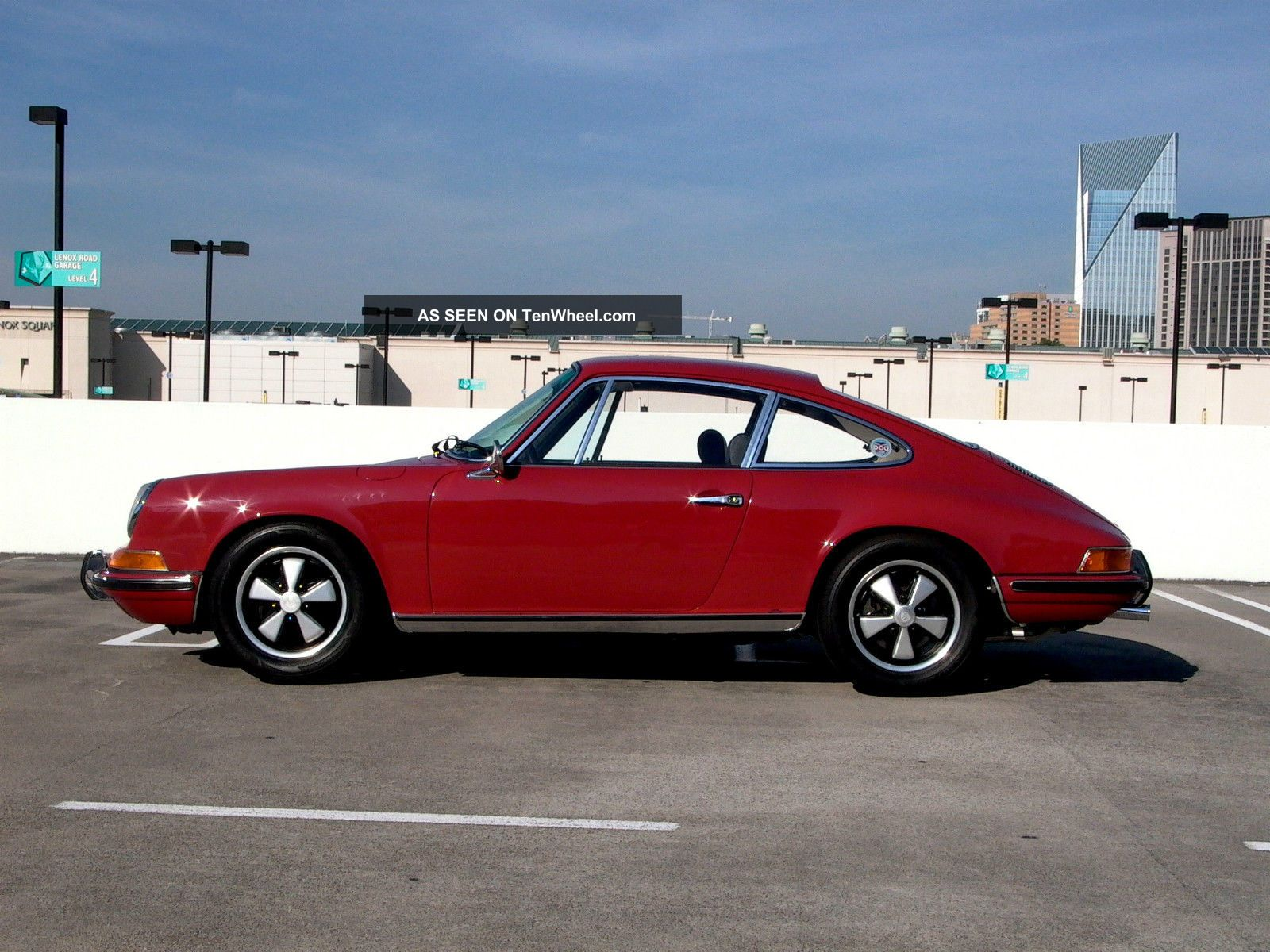 1969 Porsche 911e Coupe Mfi Matching Numbers