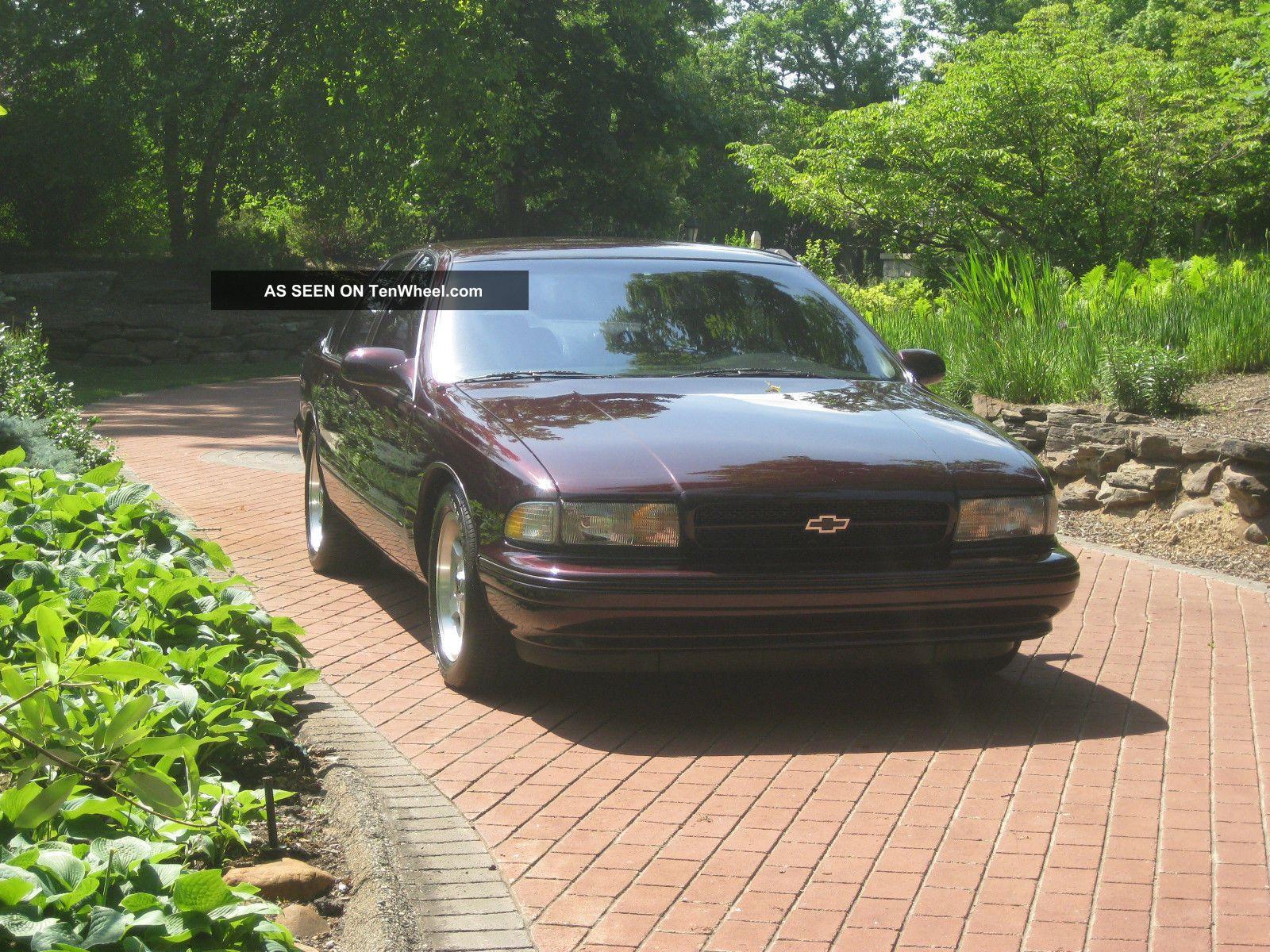 Rare 1996 Impala Ss Impala photo