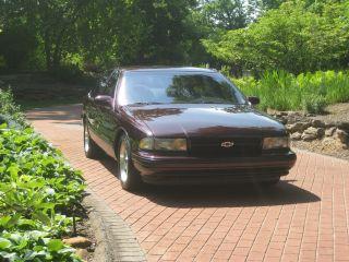 Rare 1996 Impala Ss photo