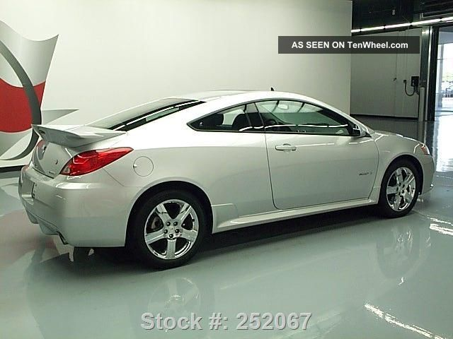 2009 pontiac g6 gxp coupe auto htd 69k texas direct auto. Black Bedroom Furniture Sets. Home Design Ideas
