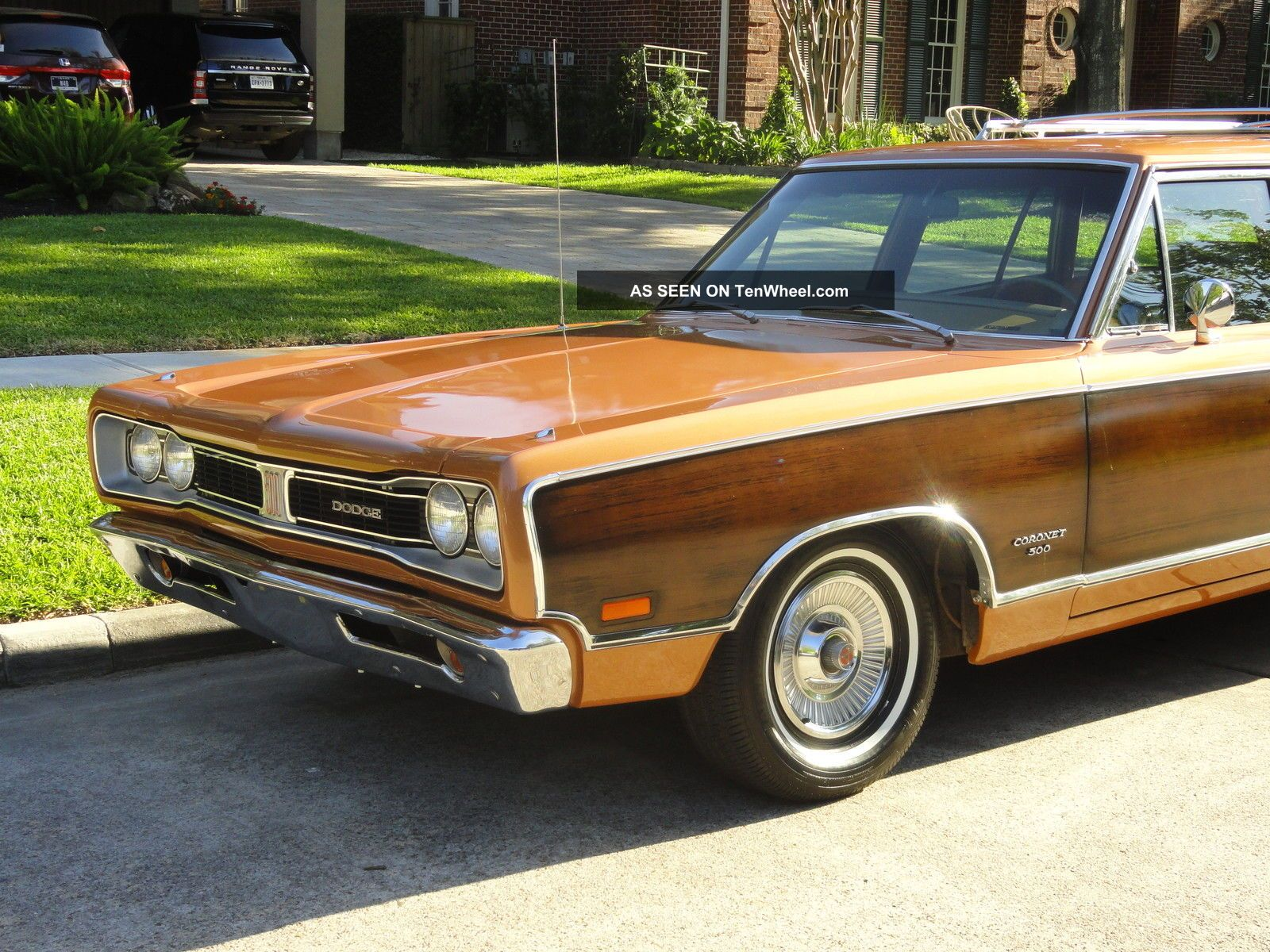 1969 Dodge Coronet 500 Pictures to Pin on Pinterest ...