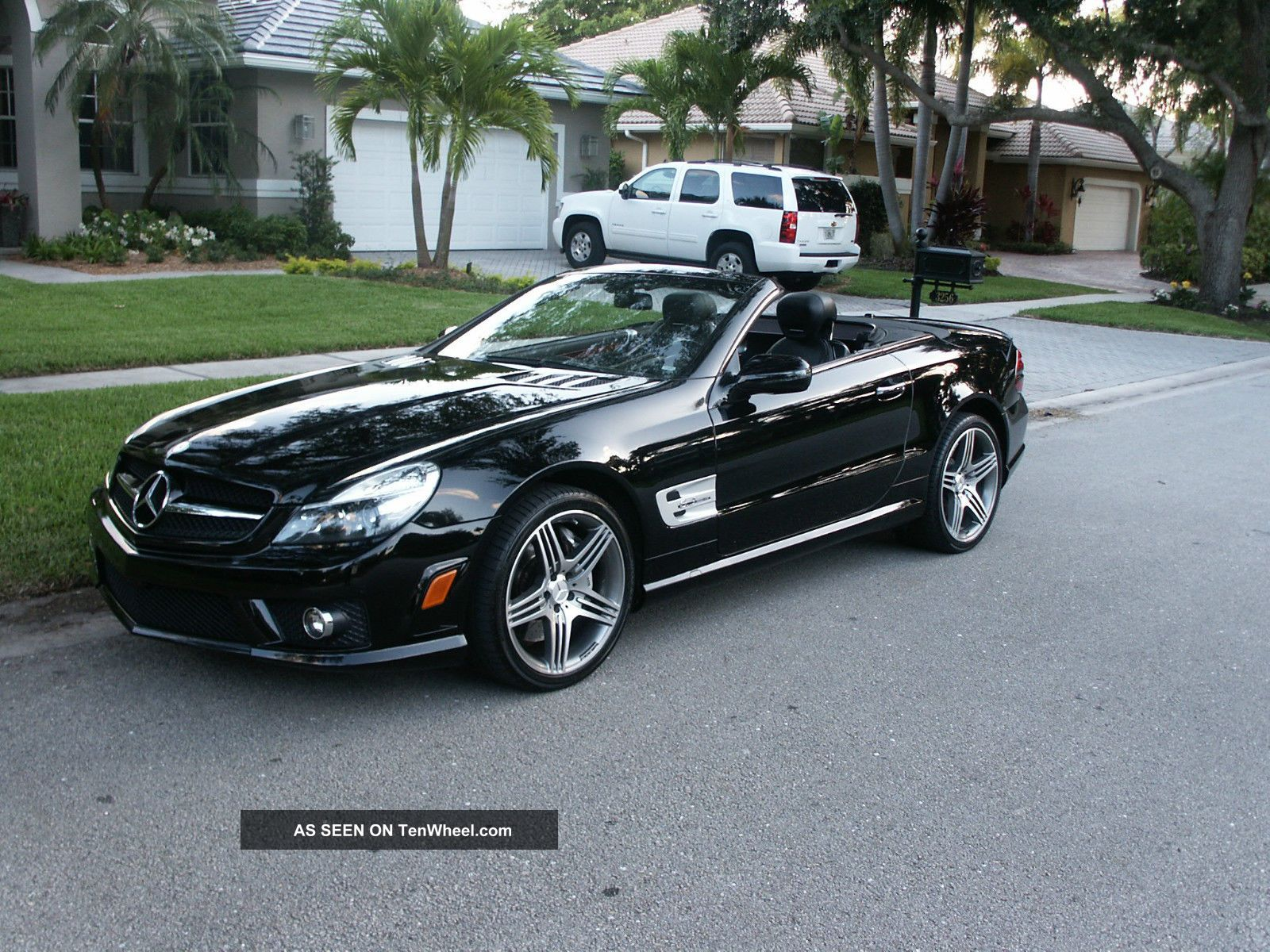 2011 mercedes benz sl class sl63 amg 2d roadster. Black Bedroom Furniture Sets. Home Design Ideas