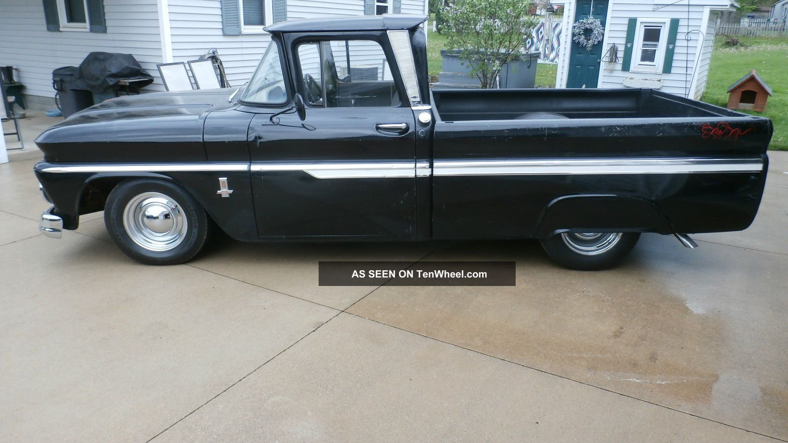 1963 Chevy C - 10 Short Bed Pick Up Truck Rat Rod Other Pickups photo
