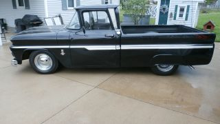 1963 Chevy C - 10 Short Bed Pick Up Truck Rat Rod photo