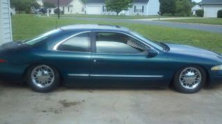 1997 Lincoln Mark Viii Base Sedan 2 - Door 4.  6l photo
