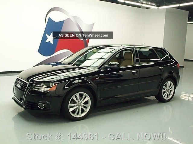 2012 Audi A3 2.  0 Tdi Premium Wagon Turbo Diesel 66k Mi Texas Direct Auto A3 photo