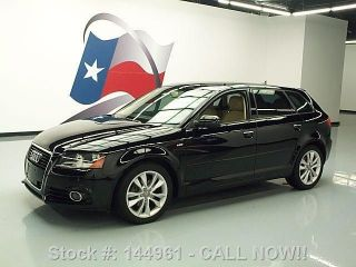 2012 Audi A3 2.  0 Tdi Premium Wagon Turbo Diesel 66k Mi Texas Direct Auto photo