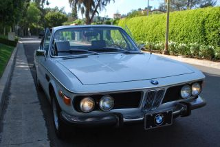 Euro 1972 Bmw 3.  0 Cs photo